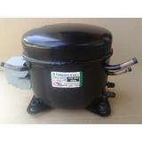 Motor 1/4 127v Geladeira E Freezer R134a Recondicionado