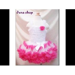 Vestido Infantil Bailarina Ballet Tutu Princesa