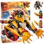 Chima Lego Alterno Laval´s Fire Lion León De Fuego Ataque Em