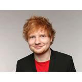 Entradas Ed Sheeran Plateas Preferncial
