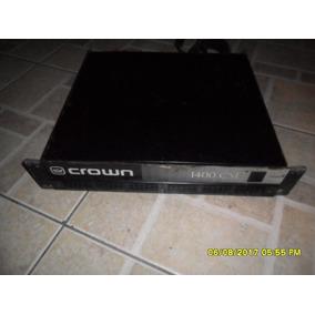 Potencia Crown Csl 1400 (n.machine\studio R\mea)