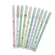 Kit De Canetas Gel Sortidas Coloridas Kawaii Modelo 2