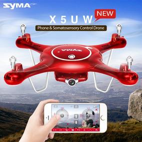 Drone Syma X5uw Nuevo Modelo 2017 Originales Wifi Hd Garante