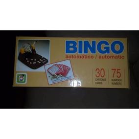 Bingo Familiar De Bolitas