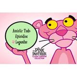 A Pantera Cor-de-rosa: Coleção Clássica (completa 5 Dvd
