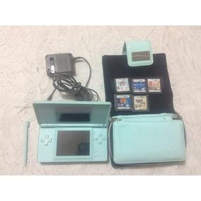 Nintendo Ds Lite Aqua (no 2ds,3ds,gameboy)