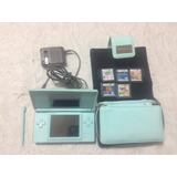 Nintendo Ds Lite Aqua (no 2ds,3ds,gameboy)