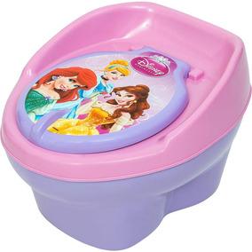 Troninho Styll Baby Lilás Princesas Roxo/rosa - 6814