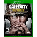 Call Of Duty Ww I I Xbox One Cod Ww2 - Prophone
