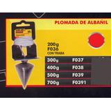 Plomada De Albañil 700g Black Jack F0391