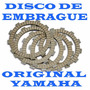 Disco Emb Intermediario Yamaha Xt / Ttr 225-230 Original Fas