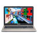 Notebook Asus Intel Quad Core 500gb 4gb Led 15 Dvd Wifi Win