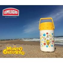 P La Playa! Isotermico-termo De Gaturrro, Lumilagro- Nik