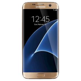 Samsung Galaxy S7 Edge 32gb G935f Exynos 4g 5.5 Nuevo Oro