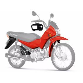 Kit Carenagem Honda Pop 100 2013 A 2015 S/adesivo