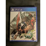 Guilty Gear Xrd Rev2 Revolution Ps4 Sellado Entrega Ya!!