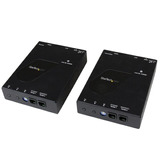Kit Extensor Video Audio Hdmi Ip Por Red Gigabit Ethernet