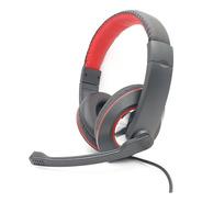 Audífono Gamer C/mic. Jack 3.5 De 4pines Audio+voz Njoytech