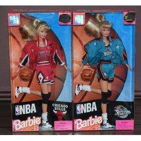 Bonecas Barbie Nba Articuladas