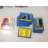 1983 Star Wars Return Of The Jedi Serie 2 Con 22 Stickers