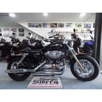 Harley Sporter1200 Negra 2014