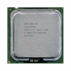Procesador Intel Pentium 4 3.06ghz 1mb Cache Lga775 New Pull