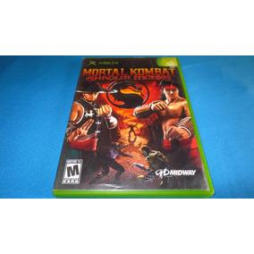 Mortal Kombat Shaolin Monks Xbox Clasico