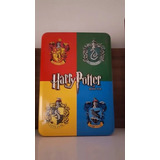 Harry Potter Lata Decorativa 1º Ao 5º Ano Em Dvd