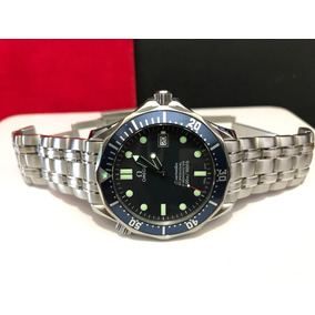 Omega Seamaster 300m Jumbo 41mm Auto James Bond 007 Subm Tag