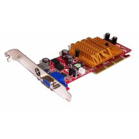 Placa De Vídeo Geforce Mx4000 - 128mb Agp - Msi