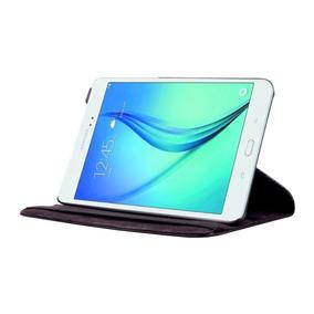 Capa Giratória Couro Tablet Samsung Tab A 8 Poleg P350 T350