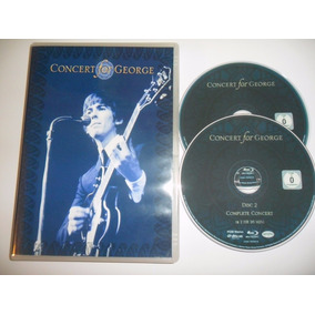 Concert For George - Tributo A George Harrison - Dvd Duplo