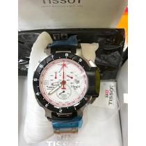 Relógio Masculino Tissot Pr T-race Edicao Limitada Branco