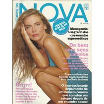 Revista Nova Junho De 1992 N:6 Ano:20 Bruna Lombardi