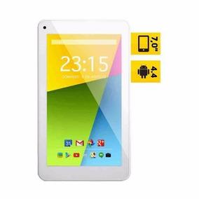 Tablet Qbex Tx753 Branco Tela 7´´ Android 4.4 ..