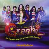 Grachi Volumen 2 Dos Nickelodeon Disco Cd 14 Canciones