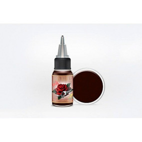 Pigmento Marrom Café Micropigmentação Iron Works 15ml