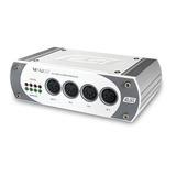 Interfaz Midi Usb 2.0 Esi 4 In/out 64 Canales Midi M4uxt