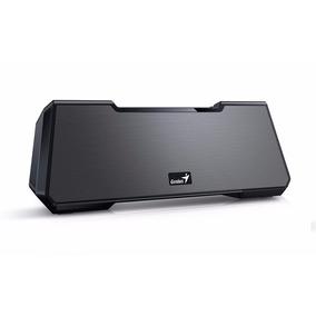 Parlante Genius Mt 20m Bt Bluetooth 2.1 Portatil 10 Metros