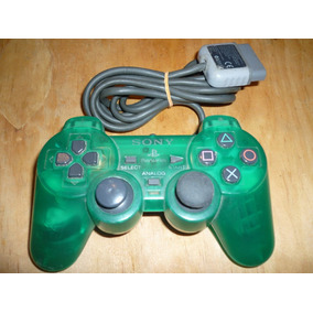 Control Original Verde Playstation One Psone Ps1 Ps2