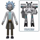 Rick & Morty Figuras De Accion. Rick En Stock