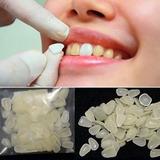 Carillas Dentales Resina Superior Inferior 100piezas Enstock