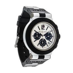 Reloj Bvlgari Para Caballero Modelo Aluminium. - 115467768
