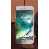 Vendo Iphone 7 Plus De 128gb En Color Dorado Liberado Ok !!!