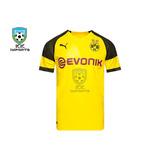 b2a6d0d94c1c4 Camisa Borussia Dortmund 2018 2019 Uniforme 1 Sob Encomenda