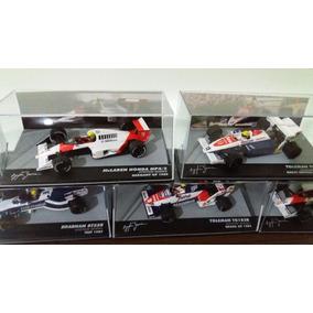 Kit C-04 Miniaturas Formula1- Lendas Brasileiras