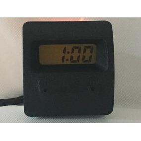 Relogio Horas Digital Curvo Blazer S10 Com Chicote R7650