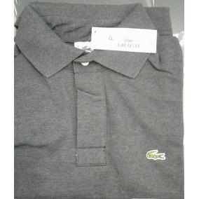 Camisa Polo Lacoste P M G Gg Camiseta Gola Polo