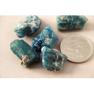 Piedra Cristal De Apatito Azul Nro. 2
