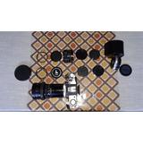 Cámara Canon Ae-1 Con Accesorios Made In Japan Todo Original